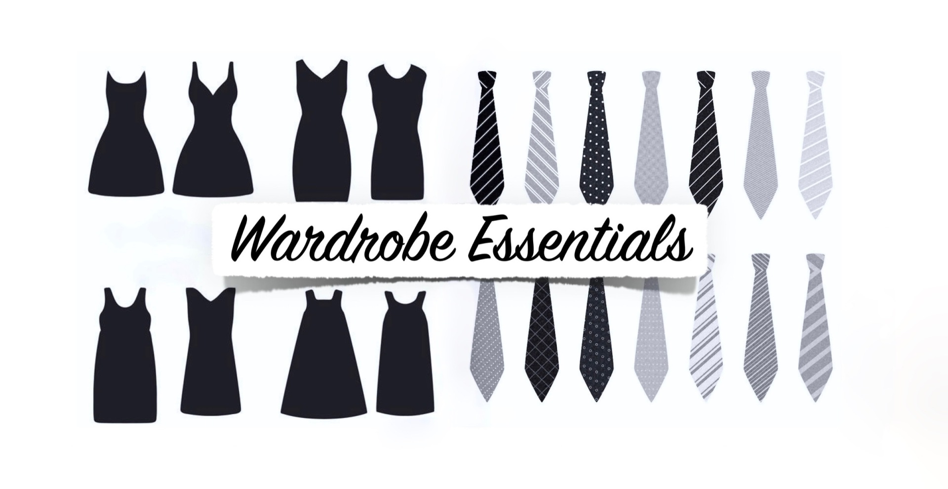 wardrobe essentials #intheclosetgr In The Closet